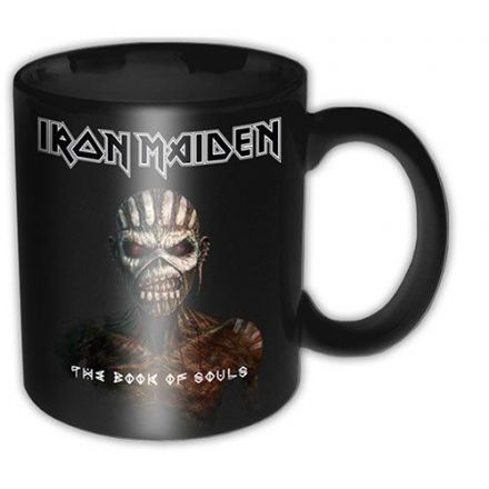 Iron Maiden Boxed Standard Mug: Book of Souls (Colour Version)